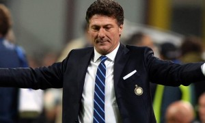 Walter Mazzarri Inter Milan