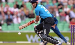 Alastair Cook England ODI Series