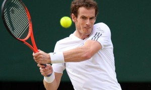 Andy Murray French Open 2014