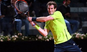 Andy Murray Italian Open 2014 Tennis