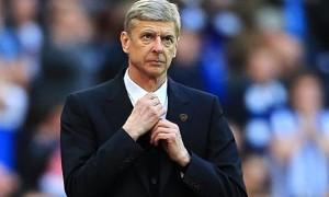 Arsene Wenger Arsenal FC Boss