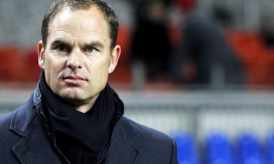 Frank de Boer Ajax manager wants Premier League