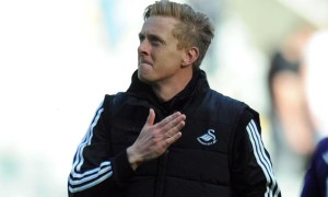 Garry Monk New Swansea city boss