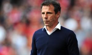 Gianfranco Zola former Watford Manager