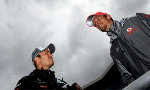 Jenson Button backed Nico Rosberg f1