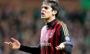 Kaka AC Milan midfielder football