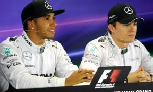 Lewis Hamilton Formula One Mercedes Driver