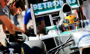 Lewis Hamilton Monaco Grand Prix