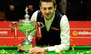 Mark Selby wins World Snooker Championships 2014