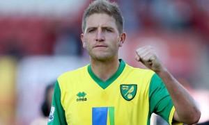 Michael Turner Norwich City Footballer