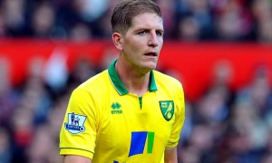 Michael Turner Norwich defender football