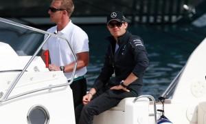 Nico Rosberg Mercedes Monaco Grand Prix