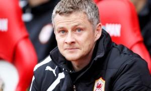 Ole Gunnar Solskjaer Cardiff manager