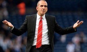 Paolo Di Canio Sunderland manager