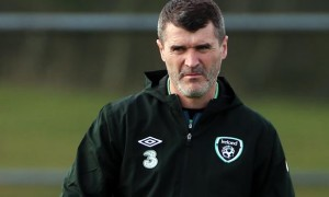 Roy Keane Republic of Ireland assistant manager
