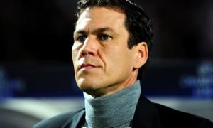 Rudi Garcia AS Roma Manager football