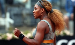 Serena Williams BNL d Italia final Tennis