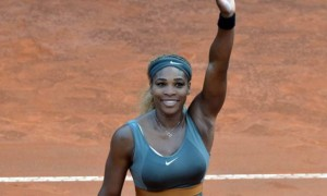 Serena Williams targets French Open