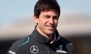 Toto Wolff Mercedes Boss