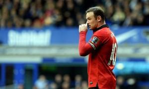 Wayne Rooney Manchester United final home Premier League
