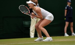 Alize Cornet wins over Serena Williams Wimbledon