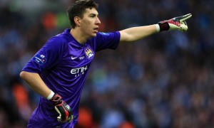 Costel Pantilimon Manchester City