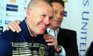Dave Hockaday Leeds United