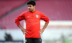 Diego Costa Atletico Madrid Striker