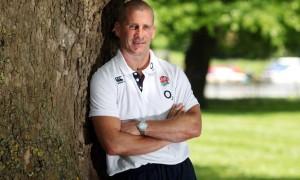 England coach Stuart Lancaster Rugby Union
