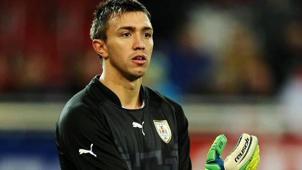 Fernando Muslera tips Uruguay for third World Cup ...