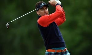 Ian Poulter England Golf