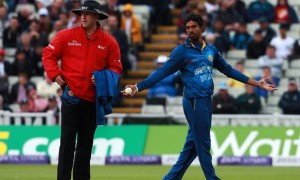 Jos Buttler England and Sachithra Senanayake Sri Lanka ODI