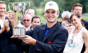 Kevin Streelman wins Travelers Championship