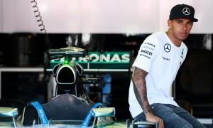 Lewis Hamilton Mercedes British Grand Prix