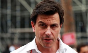 Mercedes Executive Director Toto Wolff