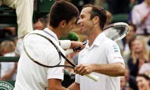 Novak Djokovic v Radek Stepanek 2014 Wimbledon Championship