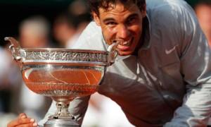 Rafael Nadal French Open Champion