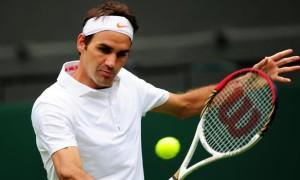 Roger Federer Wimbledon Tennis