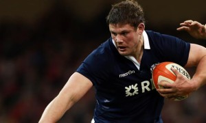 Ross Ford Scotland Rugby Union