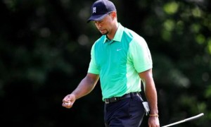 Tiger Woods Quicken Loans National PGA Tour