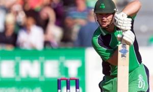William Porterfield Ireland Cricket