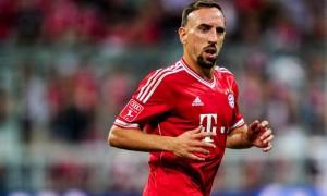 Bayern Munich Franck Ribery