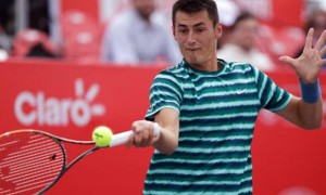 Bernard Tomic Tennis