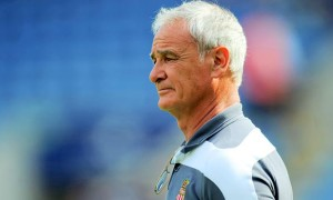 Claudio Ranieri Greece new coach
