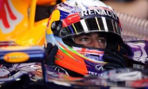 Daniel Ricciardo Red Bull British Grand Prix