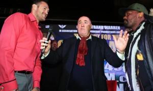Dereck Chisora v Tyson Fury Rematch