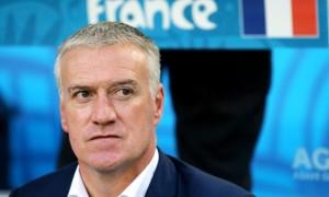 Didier Deschamps France boss