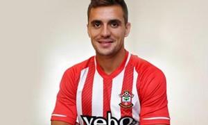 Dusan Tadic Southampton midfielder