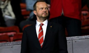 Ed Woodward Manchester United executive vice chairman