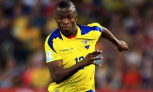 Enner Valencia Equador forward